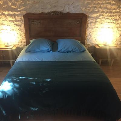 Lys blanc 55€ la nuit en basse saison